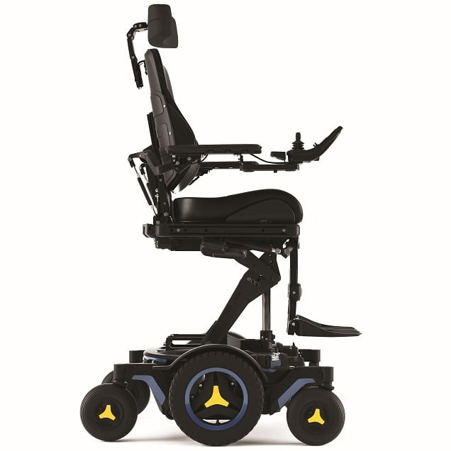 Permobil M5 Corpus active heigh